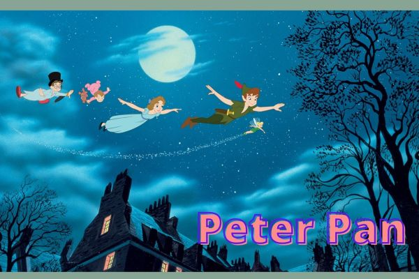 SESSIÓ VIRTUAL!! Peter Pan